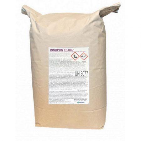 INNOPON UNI TF KLÓR-M fertőtlenítő hatású mosogatószer 25 kg