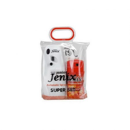 Jenix automata légfrissítő adagoló szett (adagoló + 1 db illat patron)