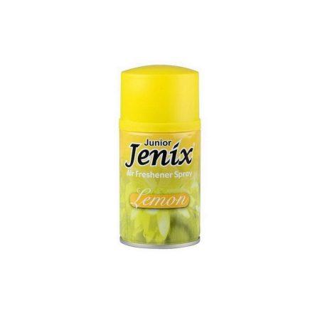 Jenix Junior légfrissítő utántöltő 260 ml LEMON illat 12db/karton