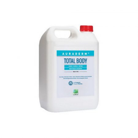 Kroll Auraderm TOTAL BODY Sampon és tusfürdő 5 liter