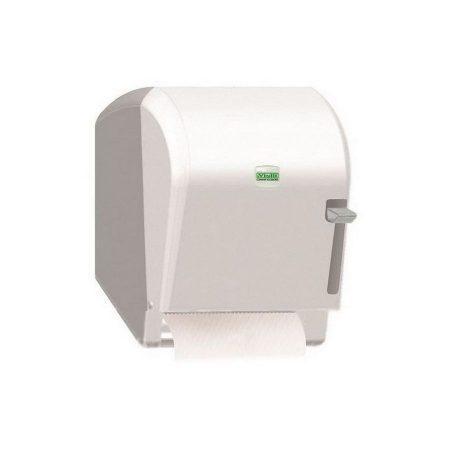Vialli Medi autocut tekercses kéztörlő adagoló ABS fehér