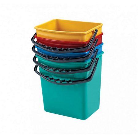 Műanyag 5L-es zöld vödör