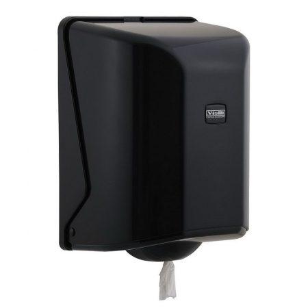 Vialli FEEDPOINT Maxi tekercses kéztörlő adagoló ABS FEKETE