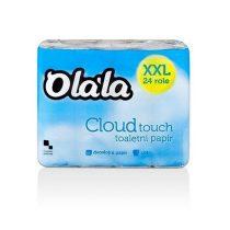 Olala Could Touch toalettpapír 2 rétegű fehér 24 tekercses, 6csg/zsák