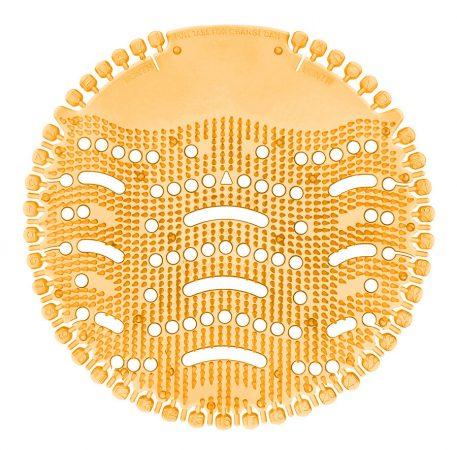 Piszoár illatosító rács Wave, mangó (sötét sárga)