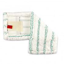 Mop Soft mikroszálas 40cm szalagfüles és zsebes