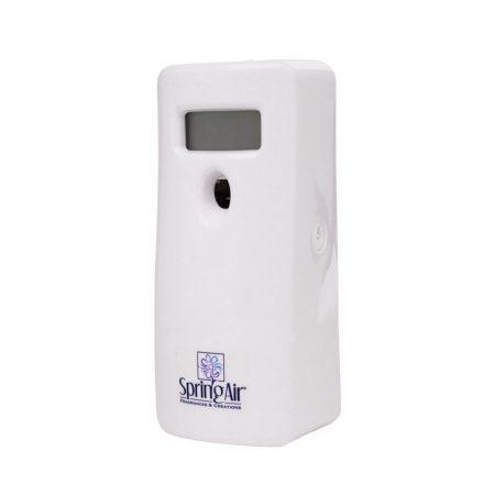 Spring Air fehér légfrissítő digitális adagoló