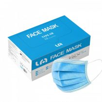 Orvosi szájmaszk, 3 rétegű, korona vírus terjedésének megfékezésére
