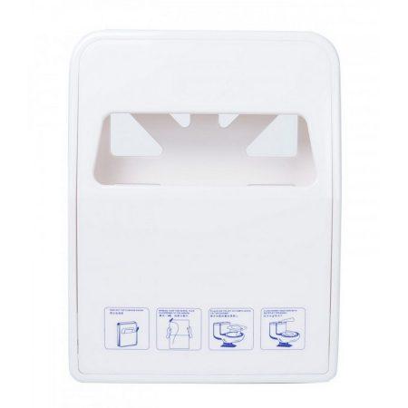 WC ülőke takaró papír adagoló fehér