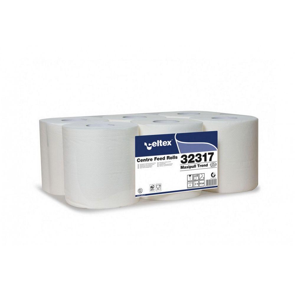 Celtex MAXIPULL TREND tekercses kéztörlő cellulóz 2réteg 108m 450lap 6tek/zsug 44zsug/raklap