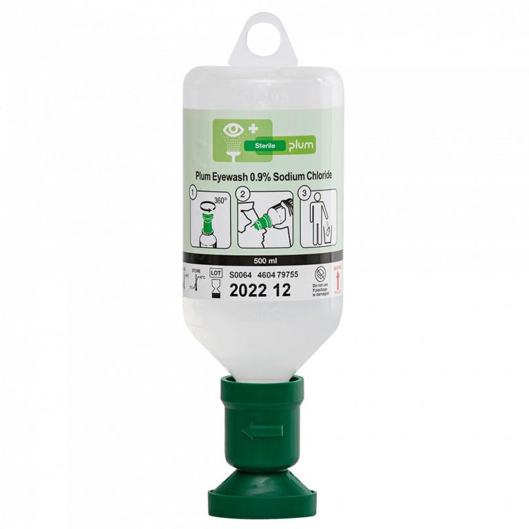 Plum szemöblítő 500 ml, steril 12db/karton