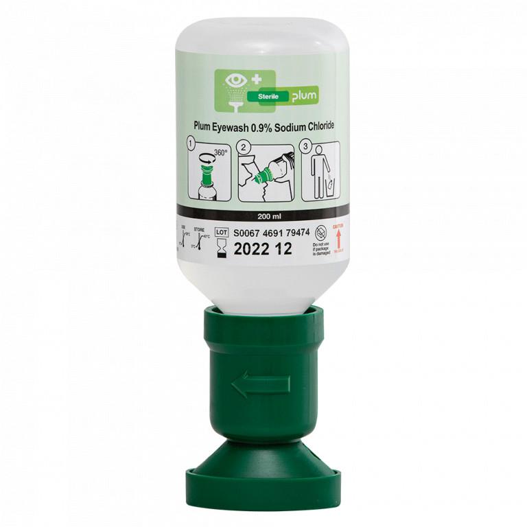 Plum szemöblítő 200 ml steril