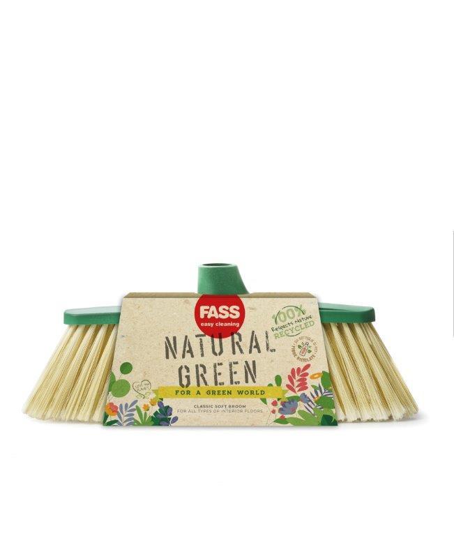 Fass Natural Green beltéri partvisfej zöld