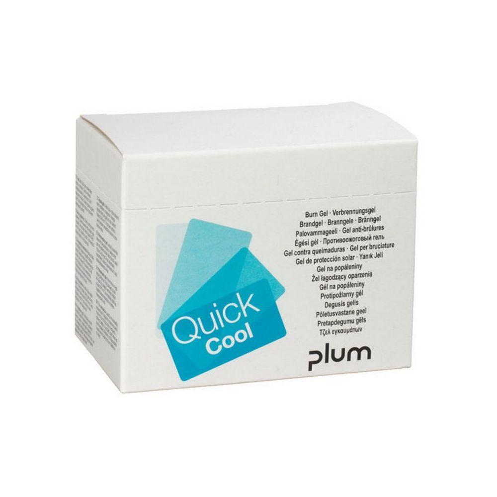 Plum QuickCool égési gél 18 db-os