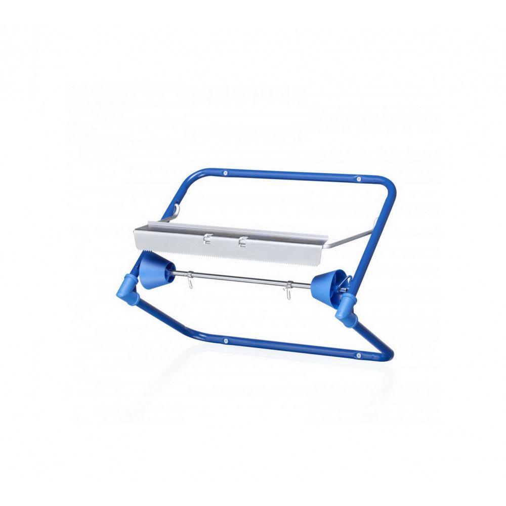 Celtex ipari törlőkendő tartó kék fali fém