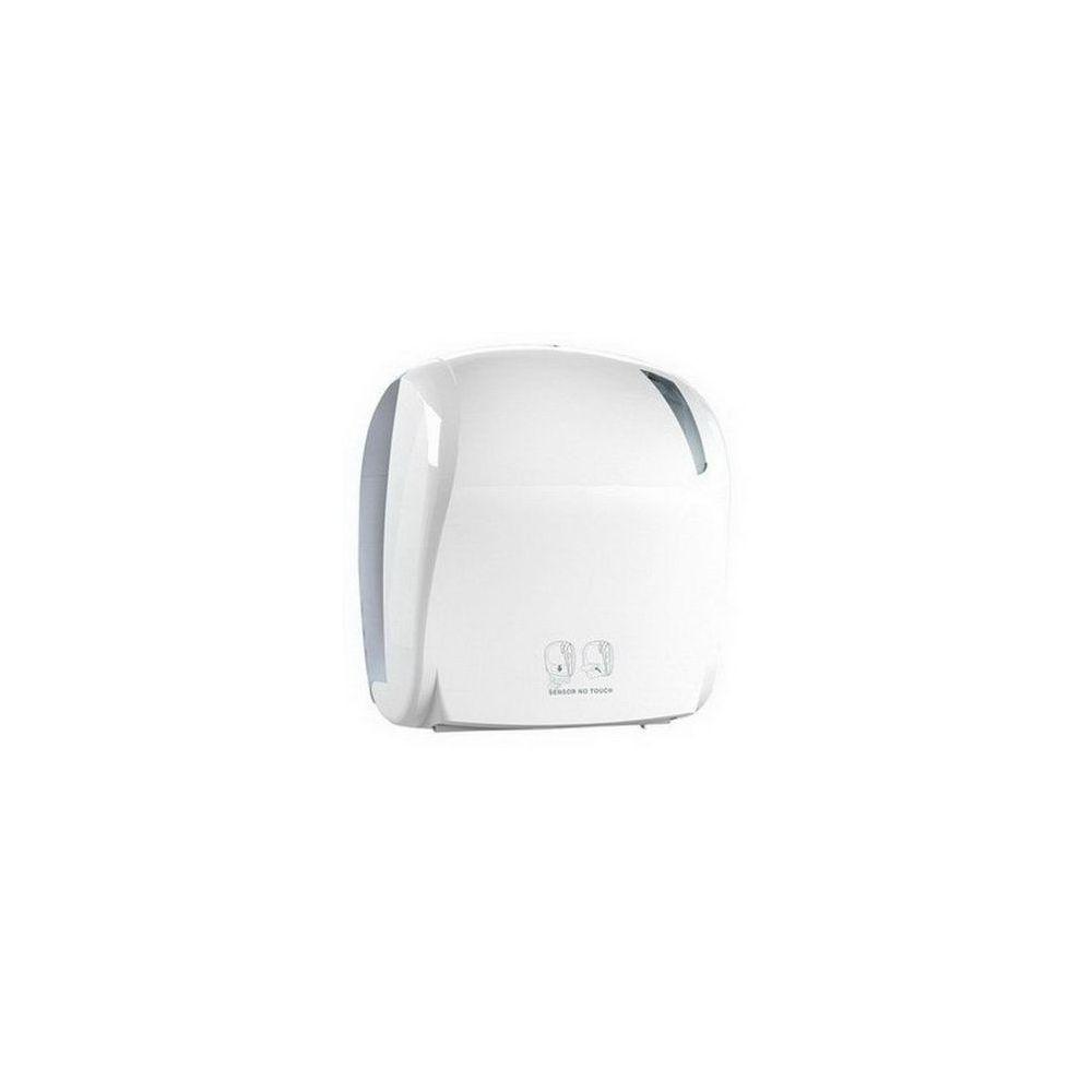 Mar plast Linea SKIN szenzoros tekercses kéztörlő adagoló fehér/átlátszó