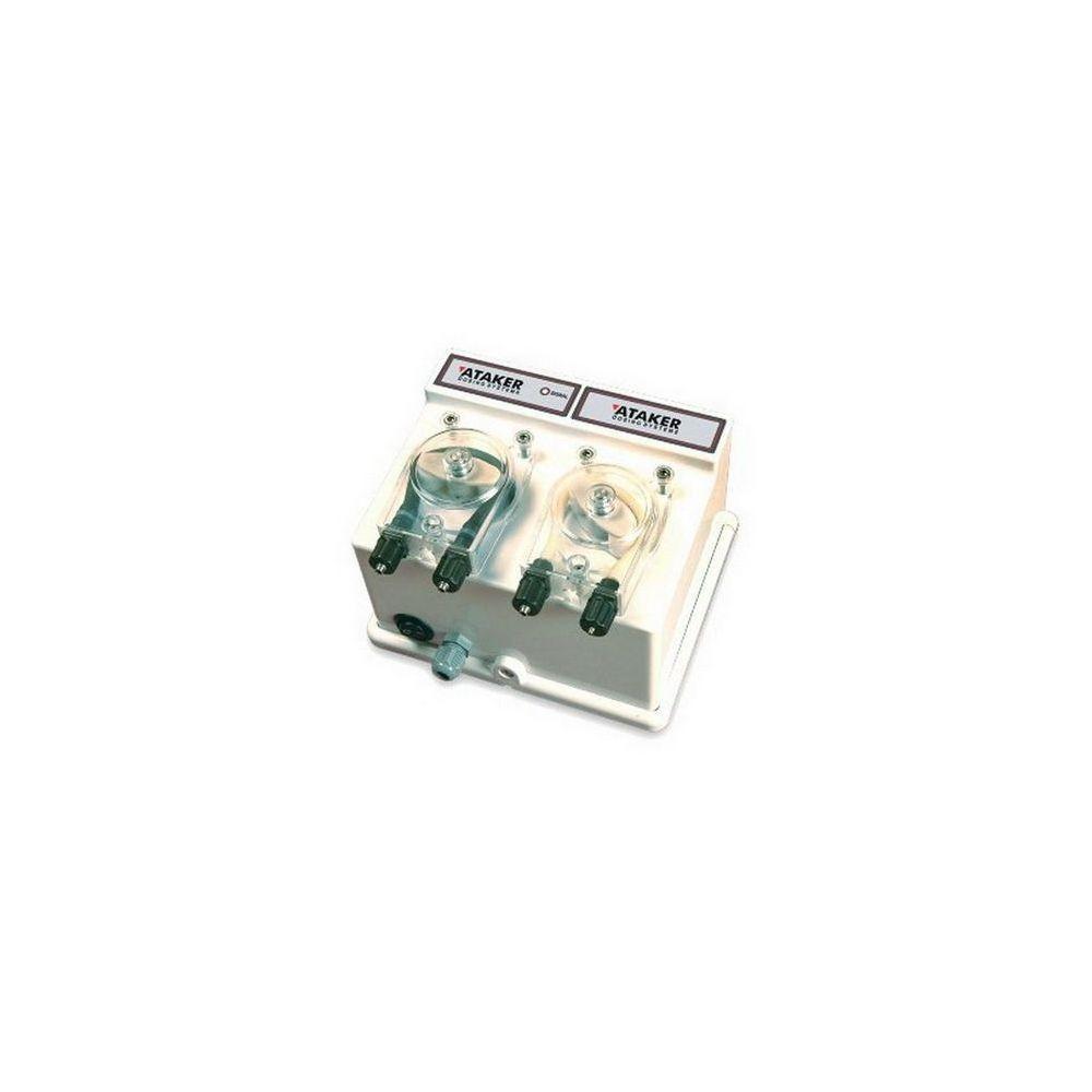 Öblítőszer és mosogatószer adagoló (fordulatszabályzóval) 220V