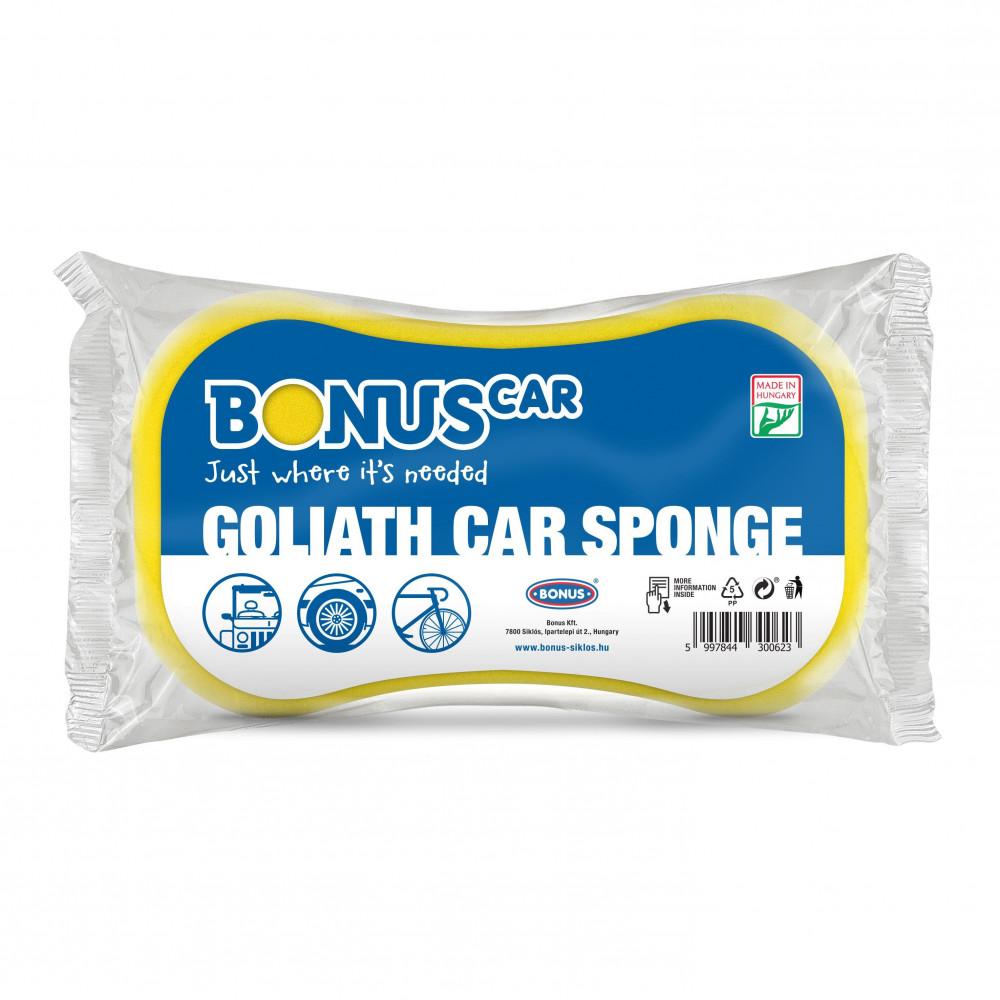 Bonus Góliát autószivacs