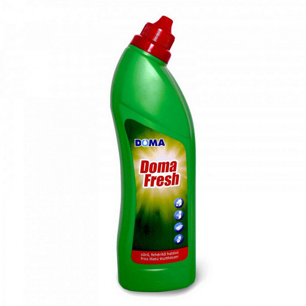 Domafresh fertőtlenítő tisztítószer 0,75 literes 10db/zsugor