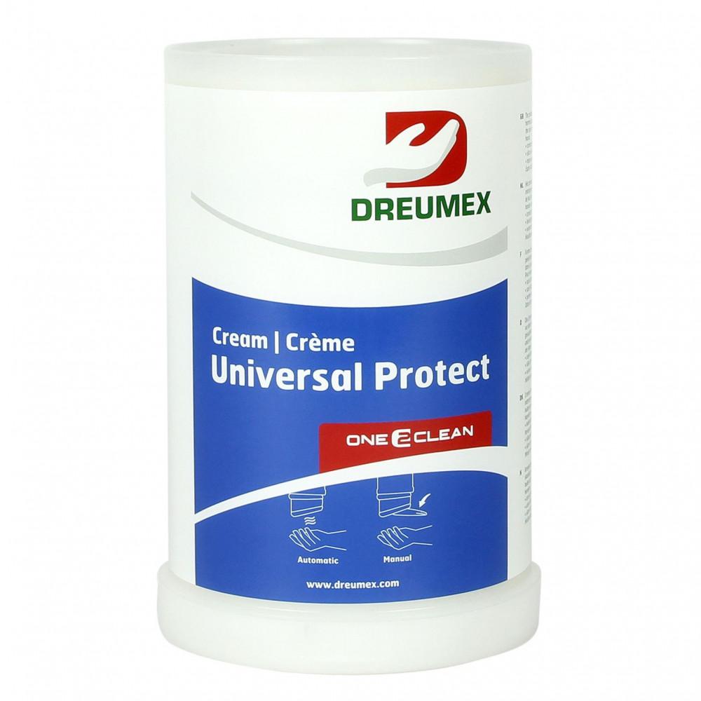 Dreumex Universal protect One2Clean munkavégzés előtti kézvédő krém 1,5L