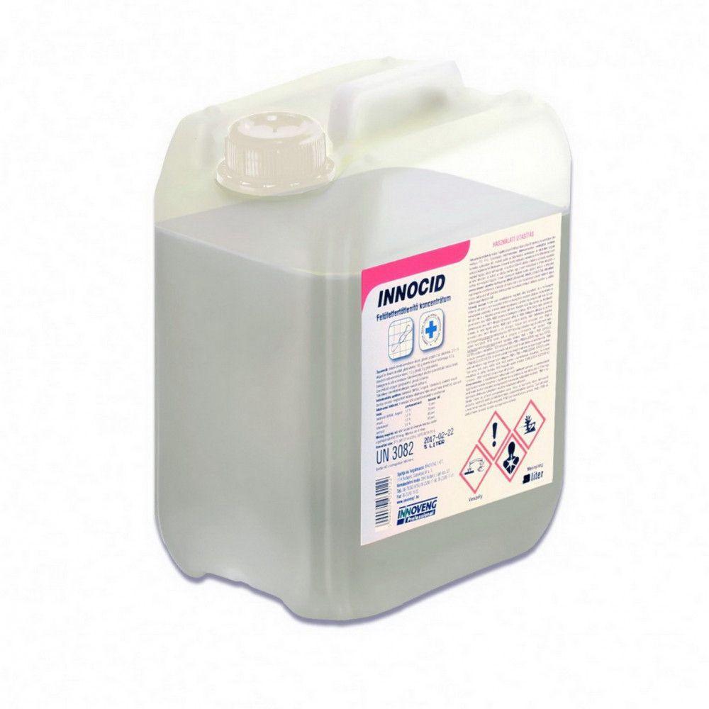 INNOCID eszköz- és felületfertőtlenítő koncentrátum 5L