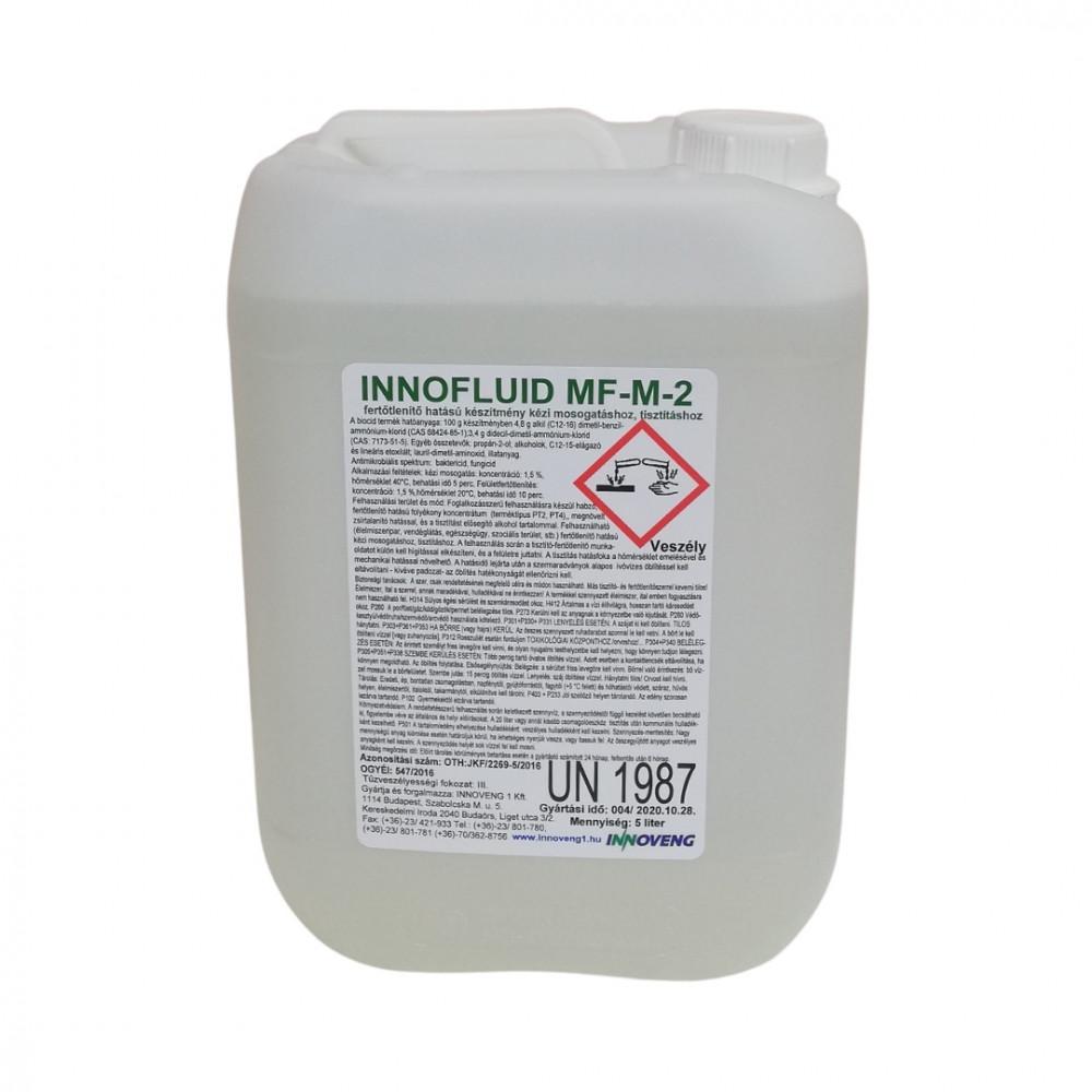 INNOFLUID MF-M/2 fertőtlenítő mosogatószer 20L