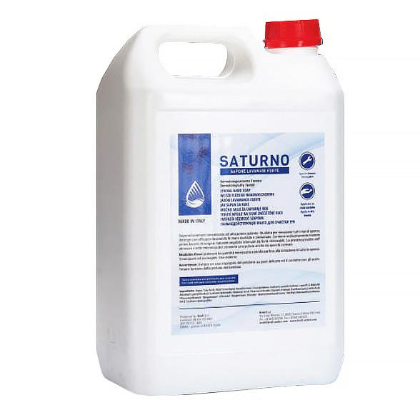 Kroll Saturno Forte kéztisztító szappan erősen szennyezet kézre 5 liter