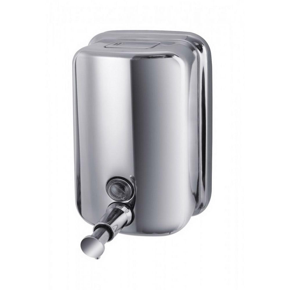 Rozsdamentes acél folyékony szappan adagoló 500 ml