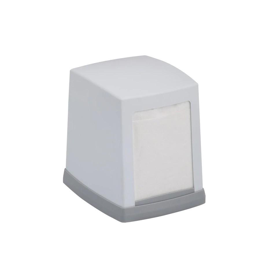 Vialli Szalvéta adagoló ABS műanyag fehér euro szabvány