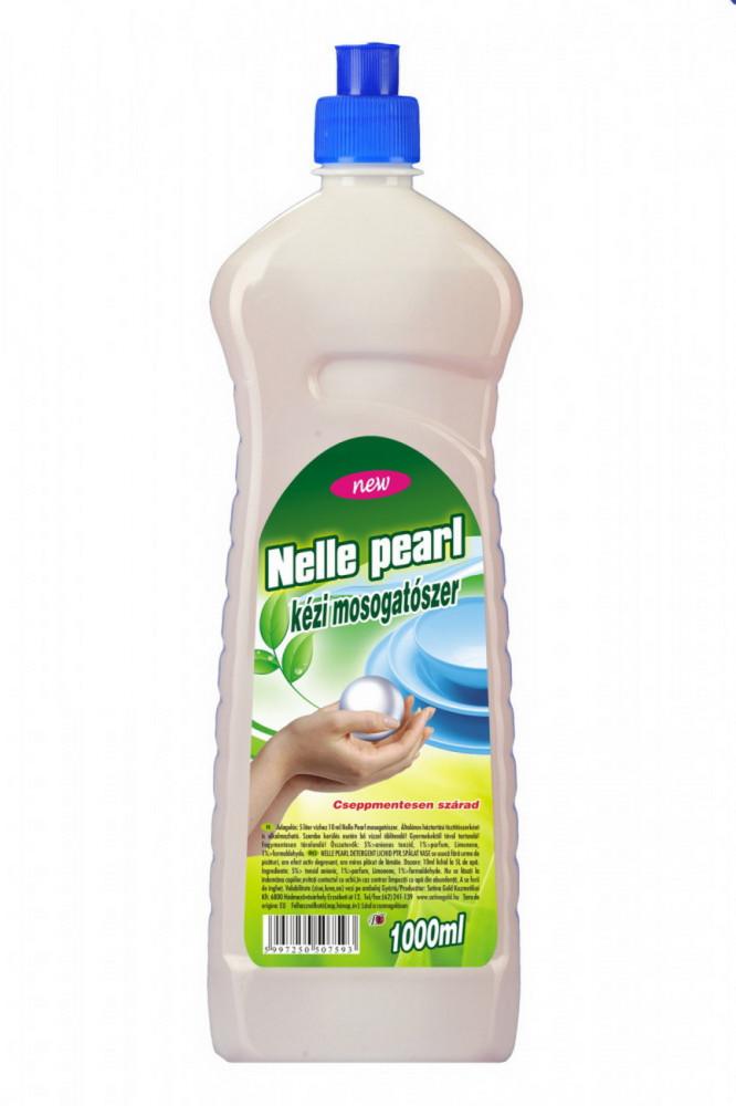Nelle Pearl kézi mosogatószer 1L