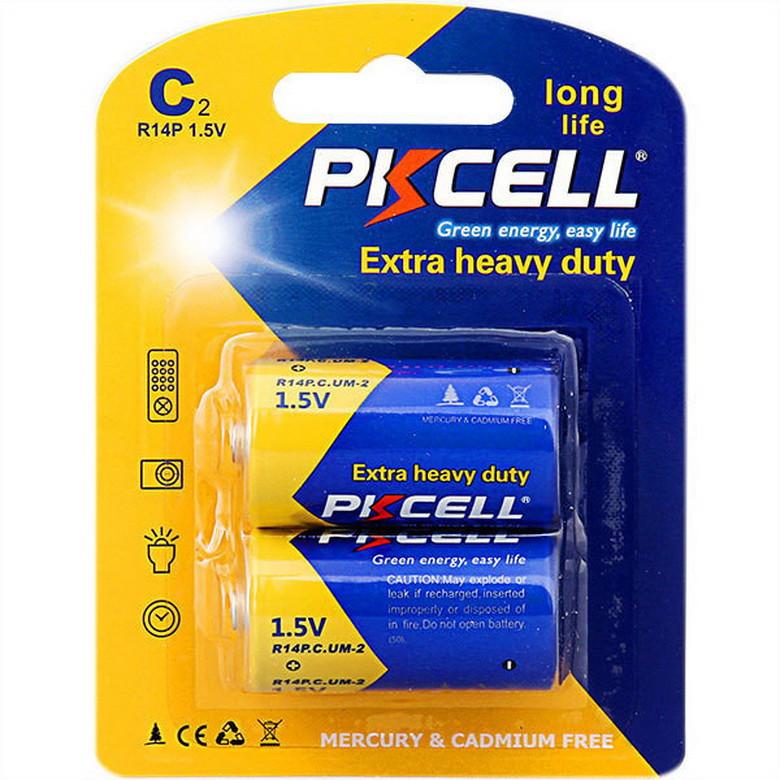PKCELL Extra heavy duty elem C R14P 2darab