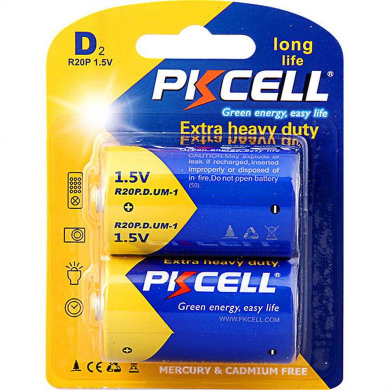 PKCELL Extra heavy duty elem D R20P 2darab