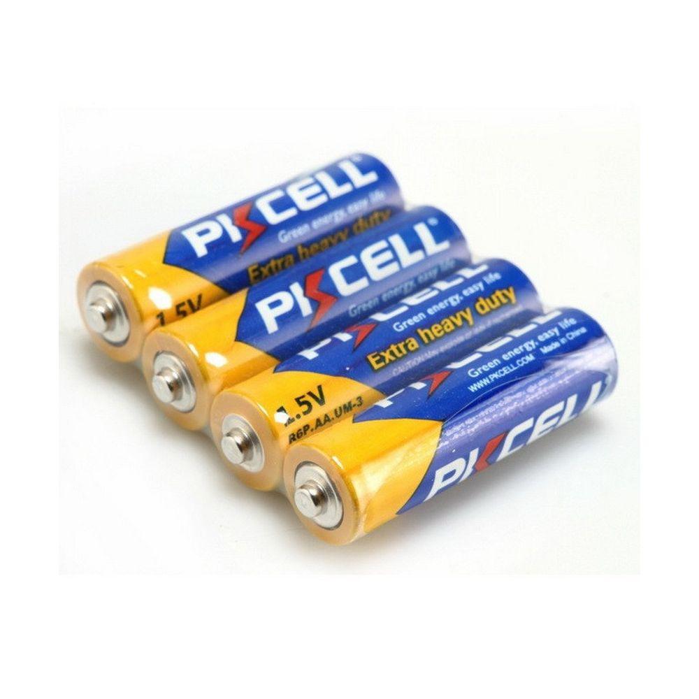PKCELL Extra heavy duty elem AA R6P 4darab