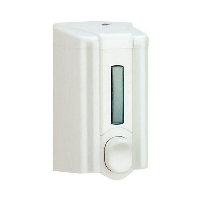 Vialli Folyékony szappan adagoló ABS fehér 500 ml 40db/karton