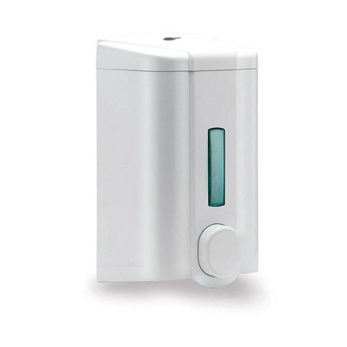 Vialli Folyékony szappan adagoló ABS fehér 1000 ml, 30db/karton