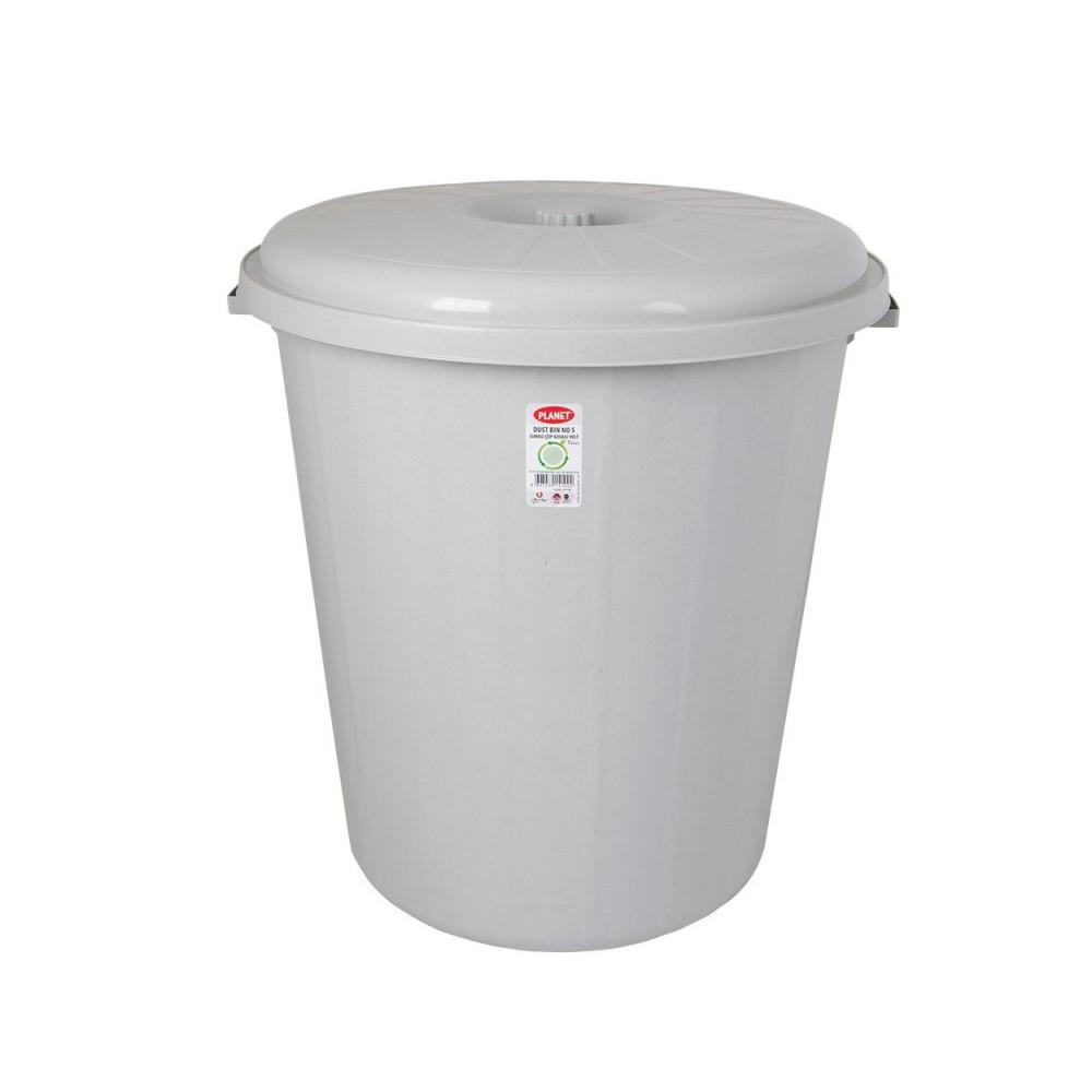 Planet Szemetes kuka eco szürke 90 liter 1db/csomag